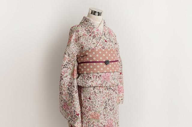 リバーシブルコドモ木綿帯