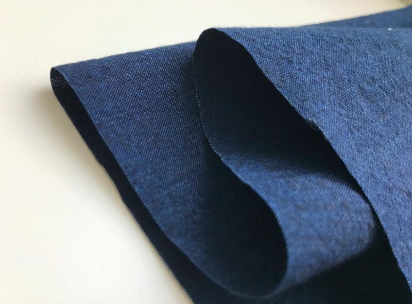 デニム着物「藍」
