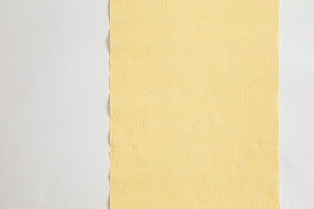 木綿の阿波しじらキモノ「SOFIA 薄墨」