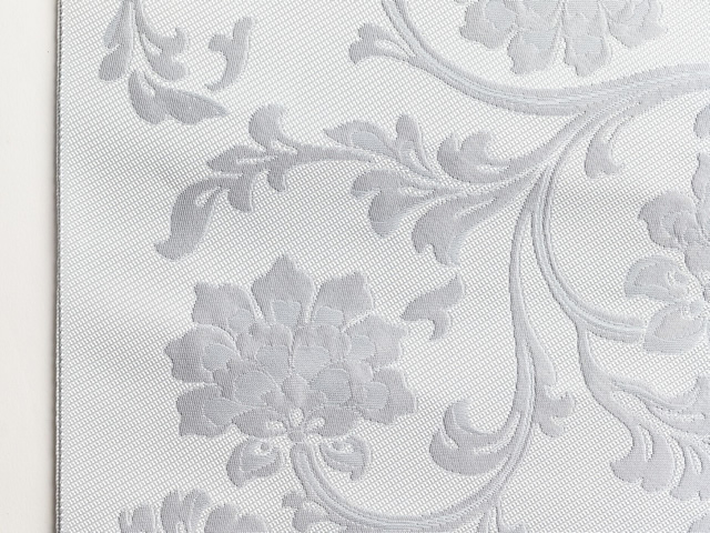 博多織-名古屋帯ー花唐草