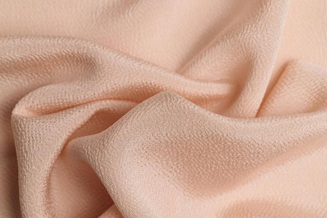 正絹帯揚げ「桜貝」