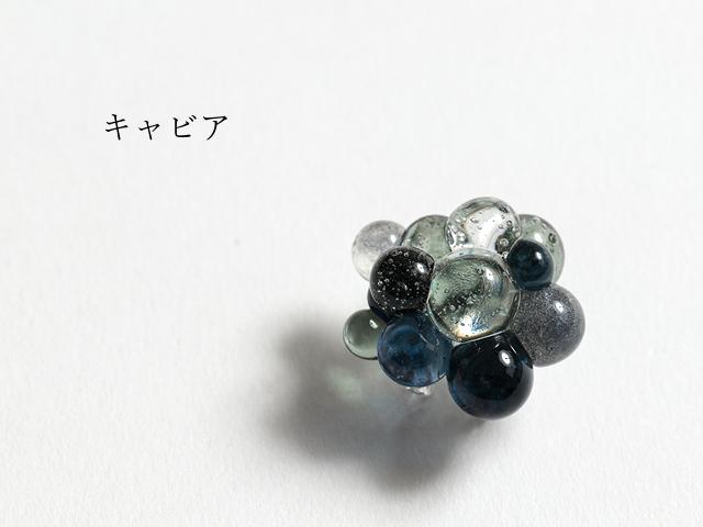 【帯留め】BIRDS WORDS-pebble