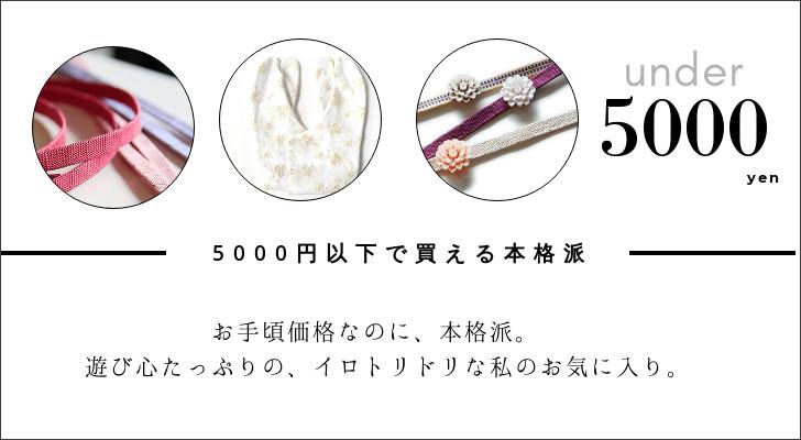 5000円以下で買える商品
