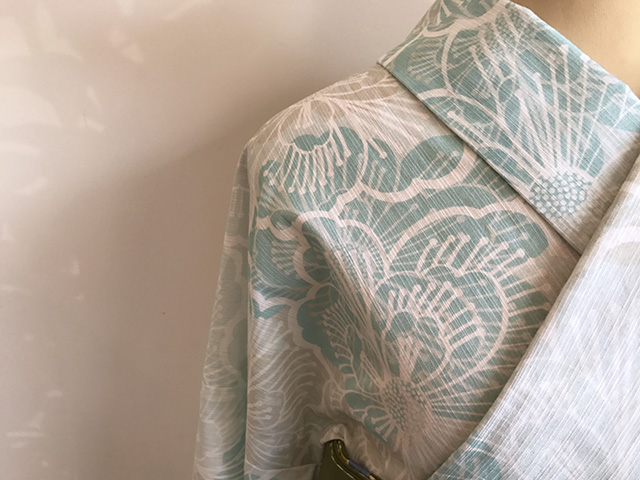 オリジナル浴衣「花衣hanagoromo」