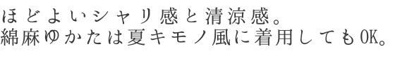 浜松注染ゆかた「黒猫」