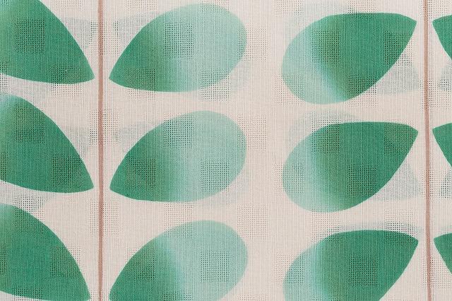 注染綿麻ゆかた-PLANTS